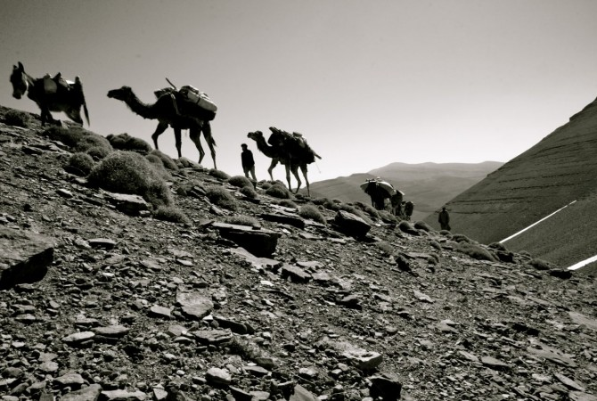 terres nomades sahro maroc