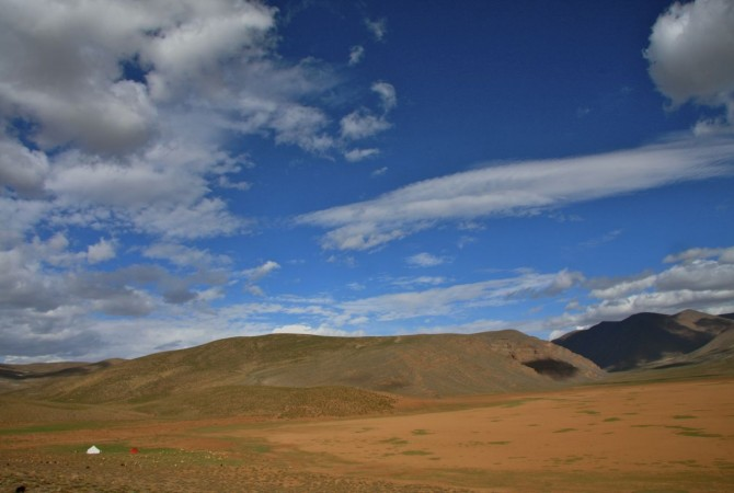 Transhumance ait atta maroc