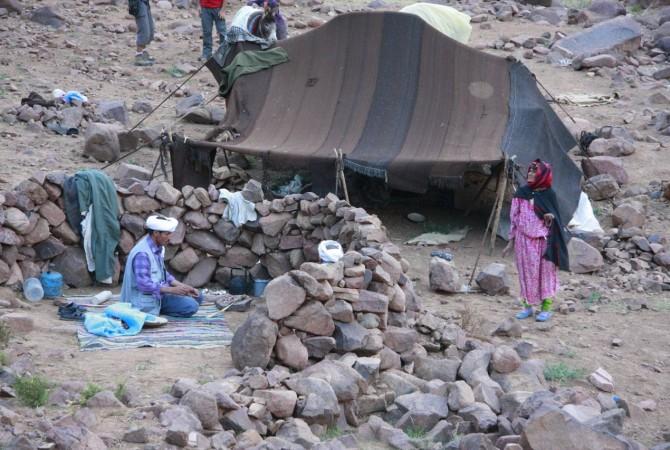 saghro ait atta nomade