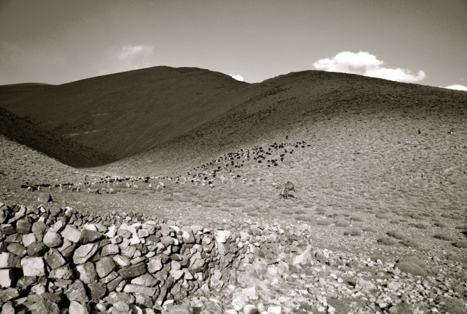 trekking nomade maroc