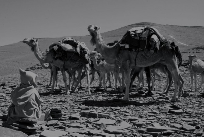 enfants nomade ait atta