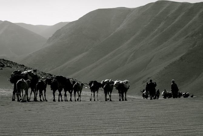 terres nomades haut atlas