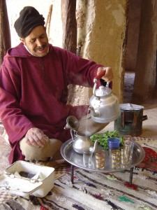 hospitalite berbere haut atlas