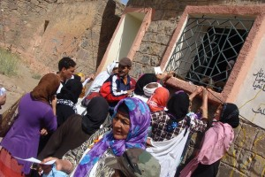 ecotourisme maroc, haut atlas marocain