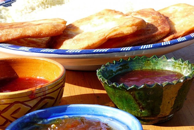 sejour cuisine berbere maroc