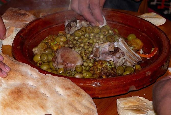 recette tagine maroc