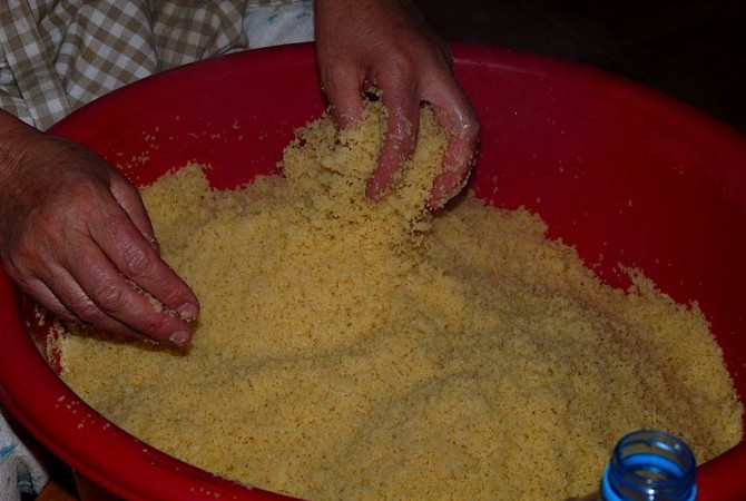 stage cours de cuisne marrakech