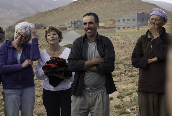 guide de montagne au maroc