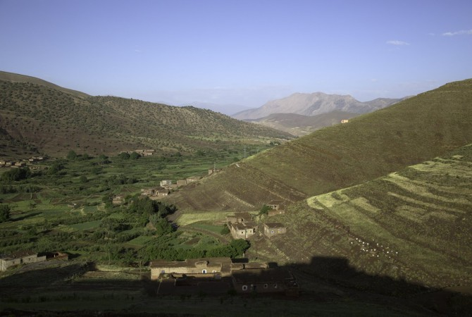 trek vallee heureuse maroc