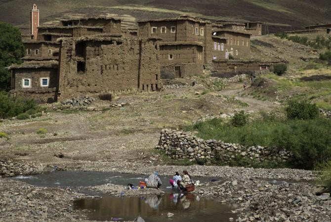 trekking maroc haut atlas