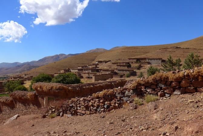 trek maroc haut atlas