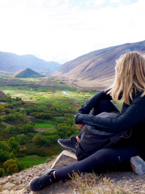Touda sejour et randonne dans la vallee Bougmez