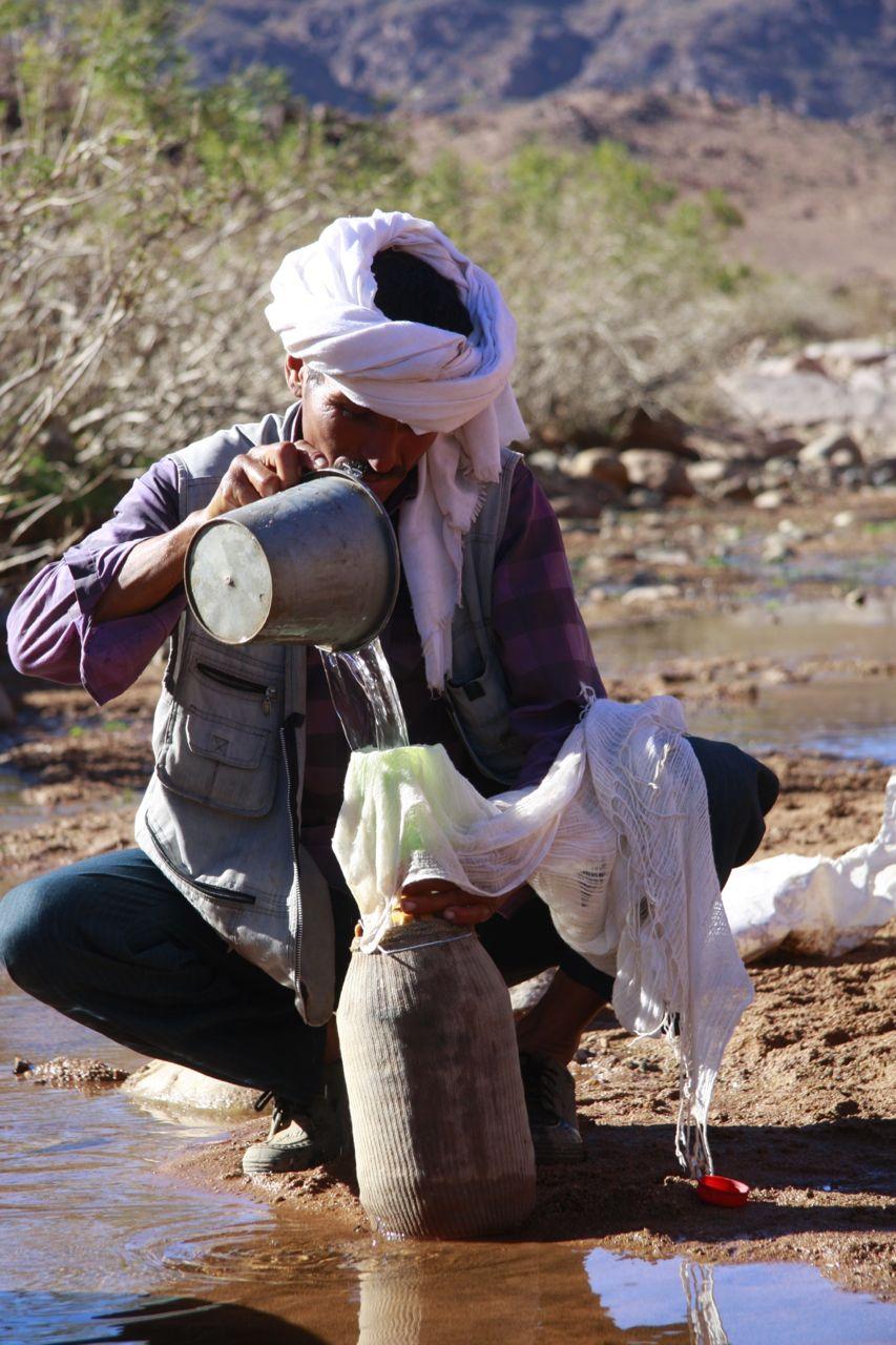 D veloppement durable haut atlas maroc ecotourisme vallee - Chasse d eau qui goutte ...