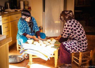 cours cuisine marocaine A touda