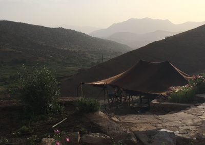 ecolodge morocco mountains