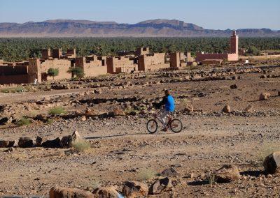 randonnée famille maroc
