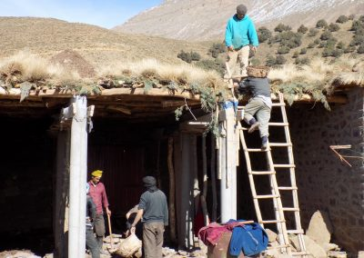 vallee culture berbere Maroc