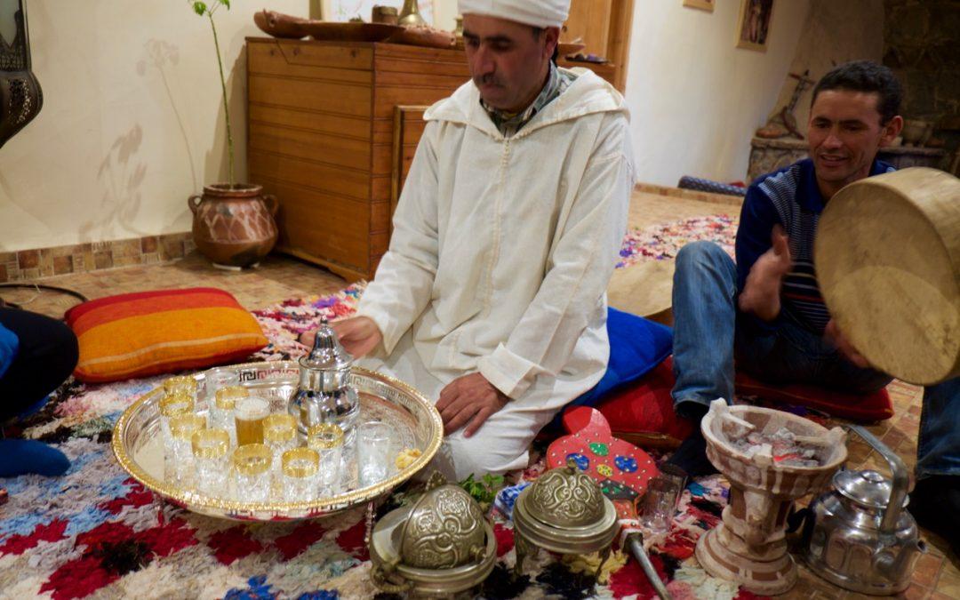 L'hospitalité est au centre des valeurs Berbères