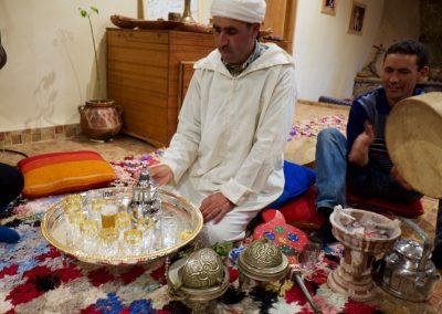 vallée Bouguemez séjour et randonnée ne famille berbere bougmez valley