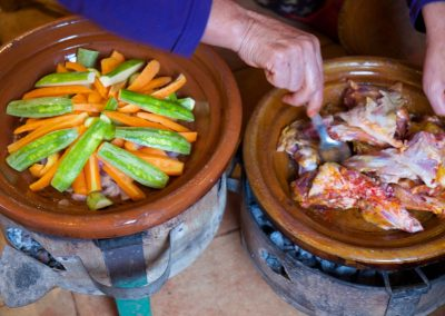 comment cuisiner tajine berbere