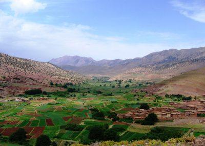 Touda vallée heurese Maroc
