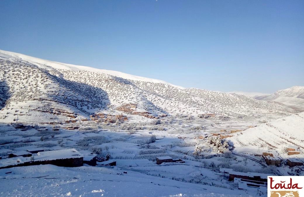 Un hiver dans le haut atlas