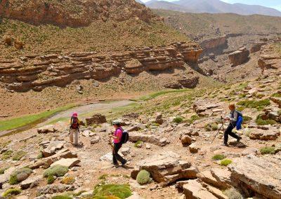 trek atlas maroc