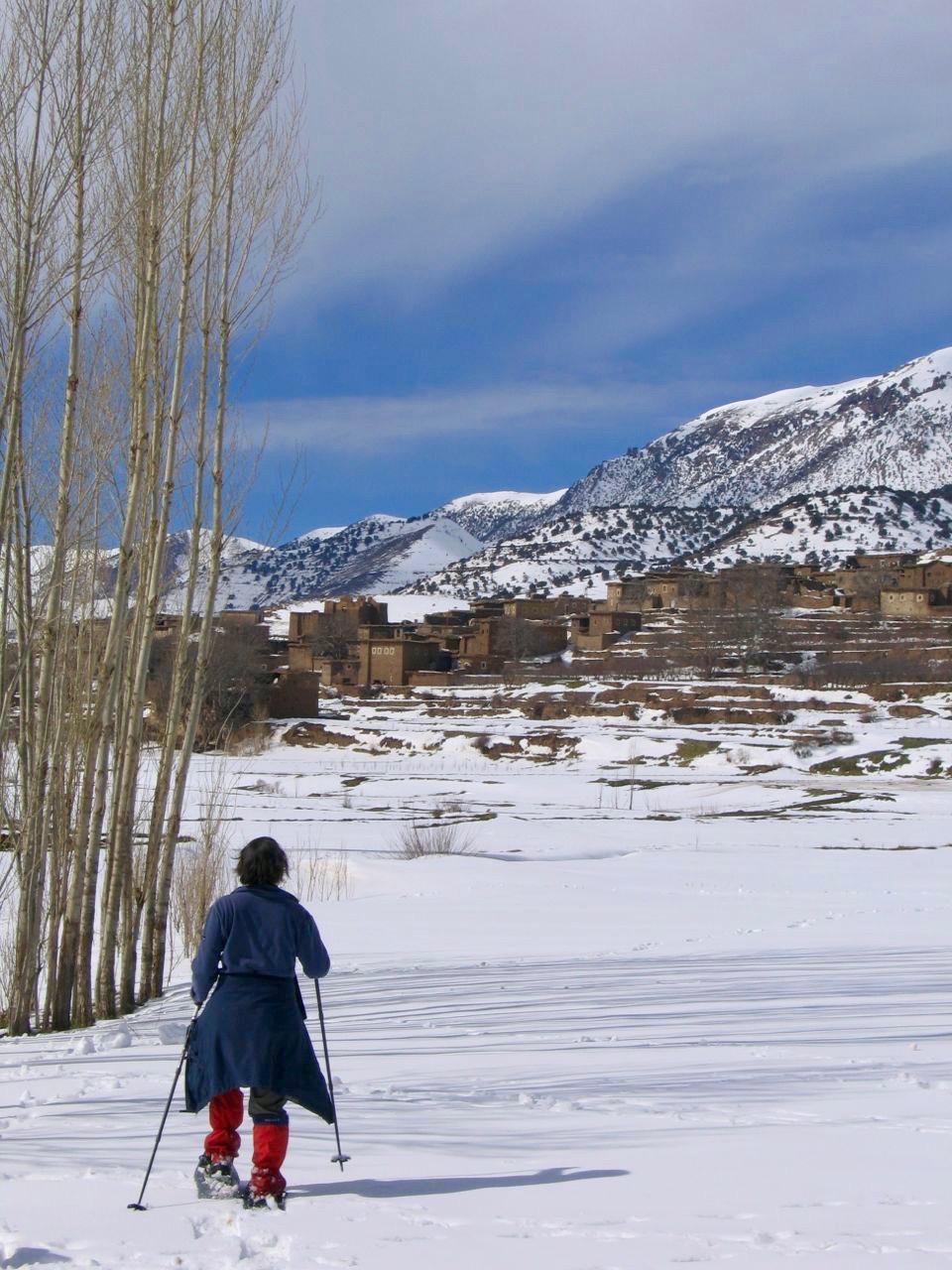 Trek Bougmez valley Morocco